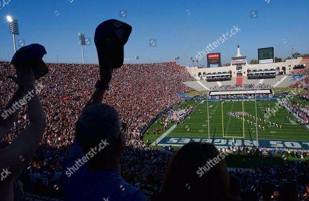 Editorial photo of Cowboys Rams Football, Los Angeles, USA - 13 Aug 2016