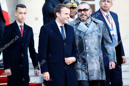 Editorial image of Climate Summit, Paris, France - 12 Dec 2017