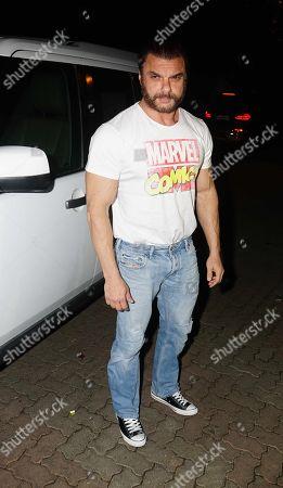 Bollywood actor Sohail Khan