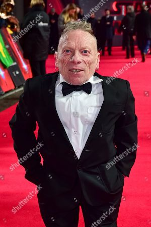 Stock Picture of Jimmy Vee