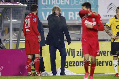 Editorial picture of FC Twente Enschede v NAC Breda, Rat Verlegh Stadium, Breda, Netherlands - 12 Dec 2017