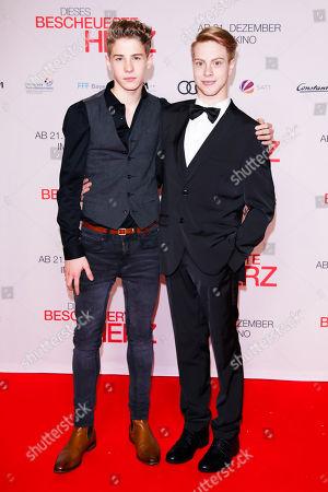 Philip Noah Schwarz and Daniel Meyer