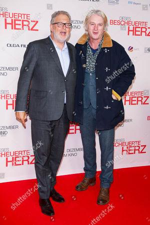 Martin Moszkowicz and Detlev Buck
