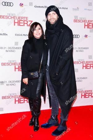 Simone Thomalla mit partner Silvio Heinevetter