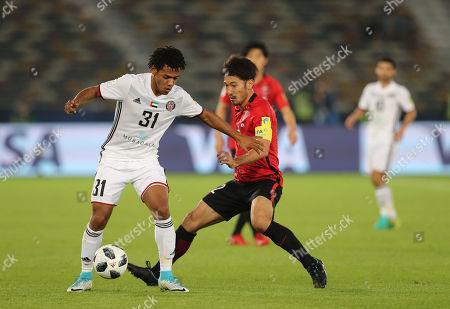 Yuki Abe (Reds), Romarinho (Al-Jazira)