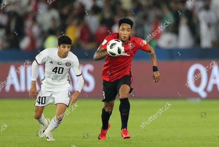 Rafael da Silva (Reds), Mohamad Al Attas (Al-Jazira)