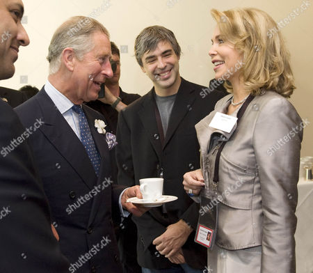 Prince Charles and Dr Gabriele Princess Inaara, The Begum Aga Khan