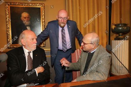 Editorial image of Nobel Prize Portraits, Stockholm, Sweden - 06 Dec 2017