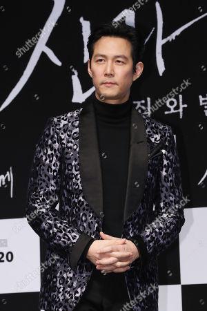 Lee Jung-jae