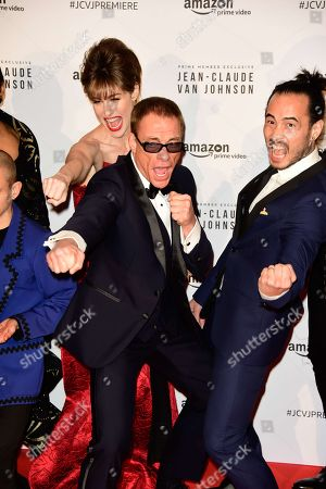 Jean-Claude Van Damme, Kat Foster, Dave Callaham