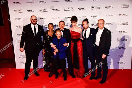 Peter Atencio, Phylicia Rashad, Moises Arias, Jean-Claude Van Damme, Kat Foster, Dave Callaham