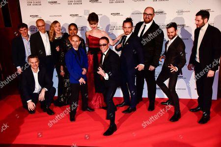 Bar Paly, Peter Atencio, Phylicia Rashad, Moises Arias, Jean-Claude Van Damme, Kat Foster, Dave Callaham, Tim Peper