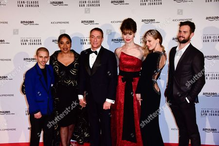 Bar Paly, Phylicia Rashad, Moises Arias, Jean-Claude Van Damme, Kat Foster, Tim Peper