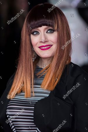 Stock Image of Ana Matronic