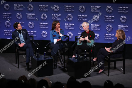 """Editorial picture of PaleyLive NY Presents - """"Behind the Seams - Fashion and TV"""", New York, USA - 12 Dec 2017"""