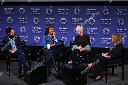 """Editorial photo of PaleyLive NY Presents - """"Behind the Seams - Fashion and TV"""", New York, USA - 12 Dec 2017"""