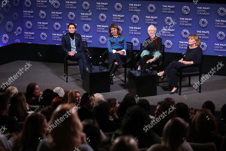 """Editorial image of PaleyLive NY Presents - """"Behind the Seams - Fashion and TV"""", New York, USA - 12 Dec 2017"""