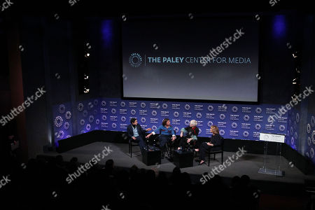 Zac Posen, Nina Garcia, Joanna Coles, Judy Licht