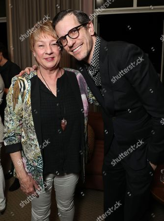 Stock Picture of Jeanne R. Berney and Brian Selznick