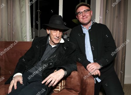 Stock Image of Ed Lachman and James Laxton
