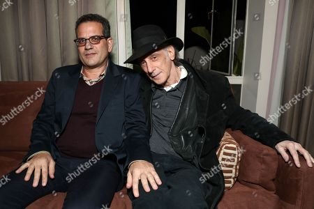 Stock Picture of Mark Friedberg and Ed Lachman