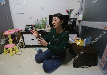 Editorial image of North Korea Trafficked Brides, Gunpo, South Korea - 19 Oct 2017