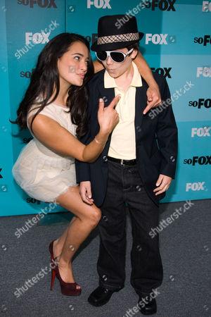 Natalie Martinez and Frank Dolce