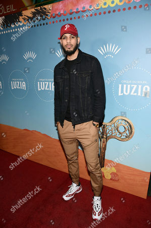 Editorial image of Premiere of Cirque du Soleil's production 'Luzia', Los Angeles, USA - 12 Dec 2017