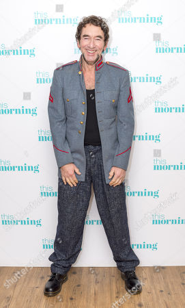 Editorial photo of 'This Morning' TV show, London, UK - 13 Dec 2017