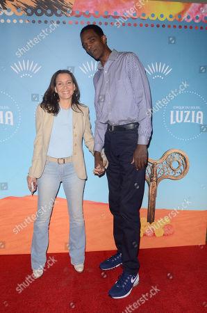 Editorial picture of Cirque du Soleil 'Luzia' premiere, Los Angeles, USA - 12 Dec 2017