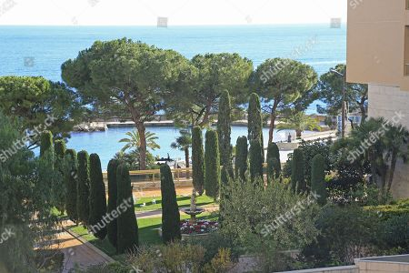 Editorial photo of The house where designer Otto Kern died, Montecarlo, Monaco - 13 Dec 2017