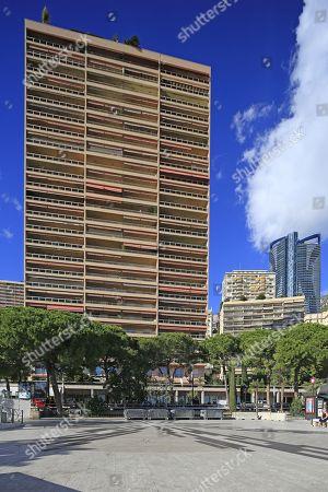 Editorial picture of The house where designer Otto Kern died, Montecarlo, Monaco - 13 Dec 2017