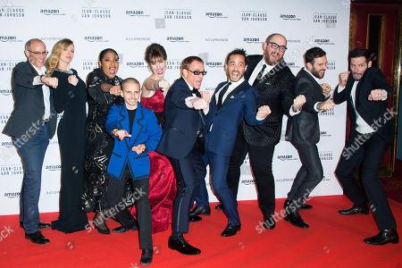 Bar Paly, Phylicia Rashad, Moises Arias, Jean-Claude Van Damme, Kat Foster, Peter Atencio, Tim Peper, David Callaham