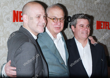 Peter Friedlander, Errol Morris, Adam Del Leo