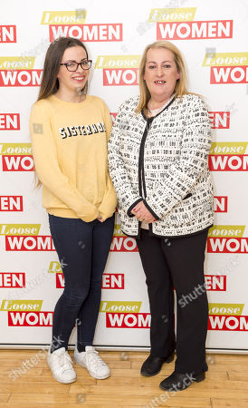 Stock Picture of Lyn Rigby and Courtney Rigby