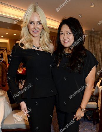 Stock Image of Amanda Cronin and Susan Shin