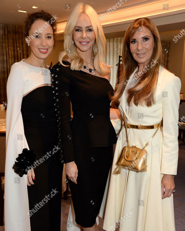 Stock Picture of Daniela Karnuts, Amanda Cronin and Alexis Lewis