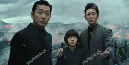 Jung-woo Ha, Hyang-gi Kim, Ji-hun Ju