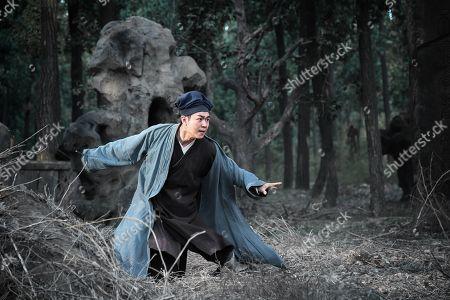 Stock Photo of Darren Leung