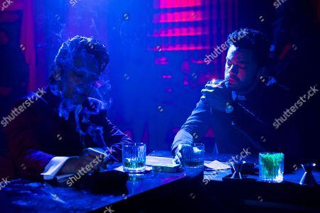Vik Sahay, Dominic Cooper