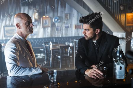 Pip Torrens, Dominic Cooper