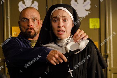"""Editorial photo of """"Preacher"""" (Season 2) TV Series - 2017"""