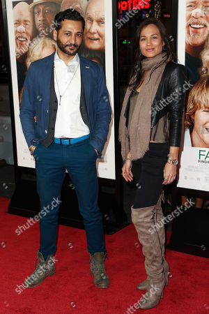 Editorial photo of 'Father Figures' film premiere, Arrivals, Los Angeles, USA - 13 Dec 2017