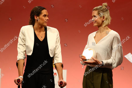 Kira Walkenhorst and Laura Ludwig