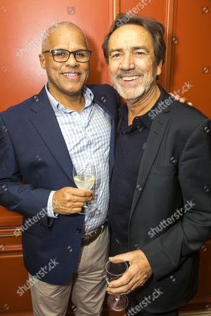 Gary Wilmot (Sarah the Cook) and Robert Lindsay