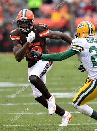 Editorial picture of Packers Browns Football, Cleveland, USA - 10 Dec 2017