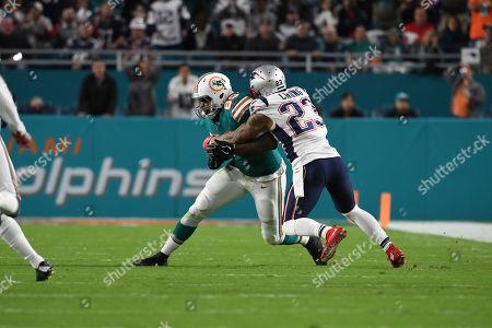 Editorial photo of NFL: Patriots vs Dolphins, Miami Gardens, USA - 11 Dec 2017
