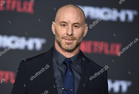 """Matt Gerald arrives at the U.S. premiere of """"Bright"""" at the Regency Village Theatre, in Los Angeles"""