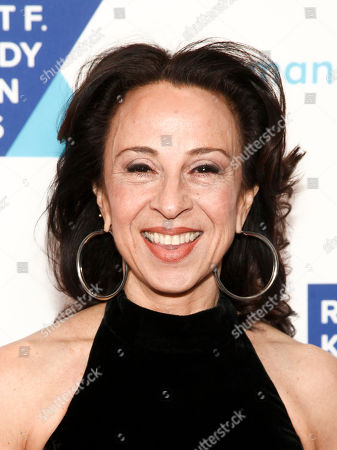 Maria Hinojosa attends the 2017 Ripple of Hope Awards at the New York Hilton, in New York