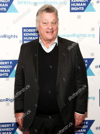 Stock Photo of Dan Olofsson attends the 2017 Ripple of Hope Awards at the New York Hilton, in New York